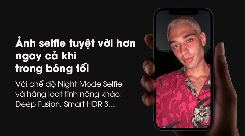 iphone 12 selfie