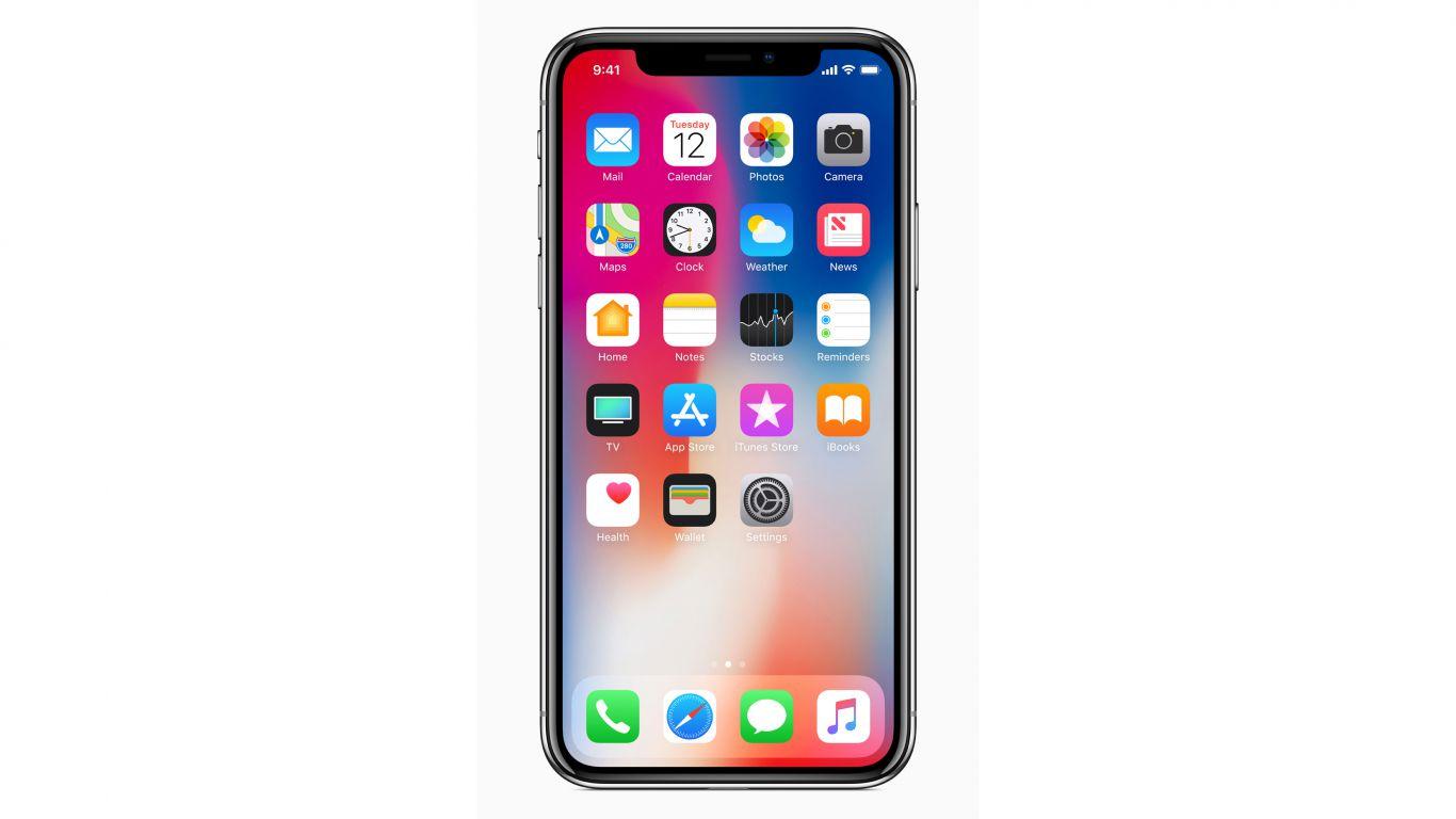 smart phone iphone x