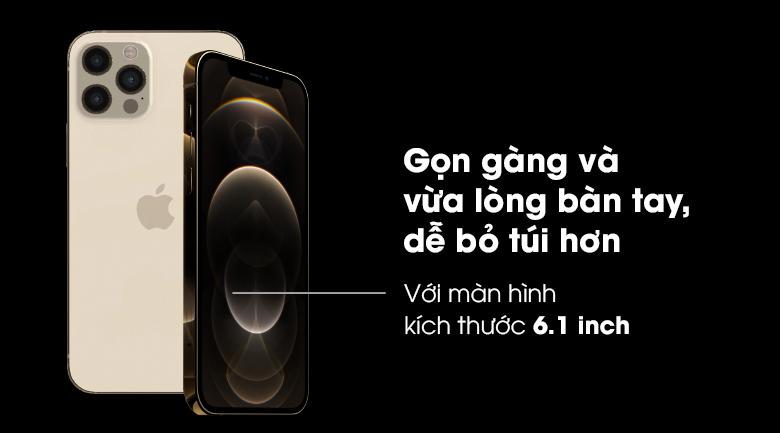 iphone 12 pro màn hình