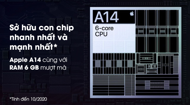 iphone 12 pro chip a14