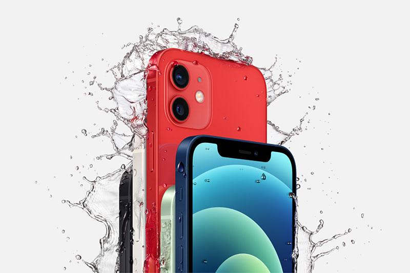iphone 12 chống nước