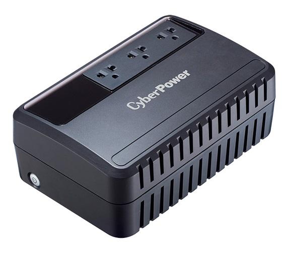 Thông số kỹ thuật, giá bán Bộ lưu điện UPS Cyber Power BU600AS 600VA/360W