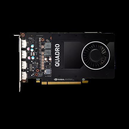 Card màn hình NVIDIA QUADRO P2000
